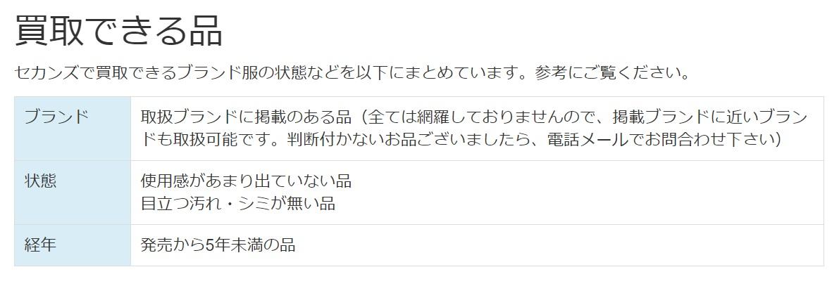 出典:https://seconds.jp/